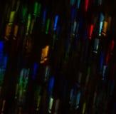Schöner Hintergrund mit unterschiedlichem farbigem Ausrufezeichen, AB Lizenzfreie Stockbilder