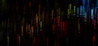 Schöner Hintergrund mit unterschiedlichem farbigem Ausrufezeichen, AB Lizenzfreies Stockfoto