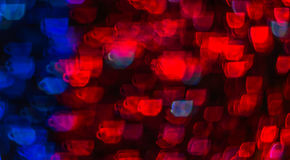 Schöner Hintergrund mit unterschiedlichem farbigem Tasse Kaffee, Abstr. Stockfotografie