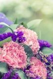 Schöner Hochzeitsblumenstrauß benutzt als Hintergrundillustration Lizenzfreie Stockfotos