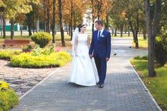 Schöner Hochzeitstag Lizenzfreies Stockfoto