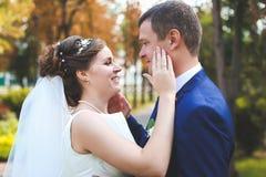 Schöner Hochzeitstag Stockfotografie