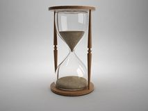 Schöner Hourglass Lizenzfreie Stockfotos