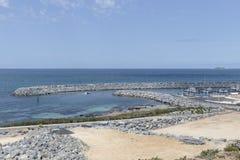 Schöner Jachthafen südlich von Augusta West-Australien Stockfotos