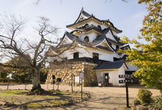 Schöner japanischer Tempel Stockbild