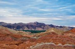 Schöner Karst Landform Stockfotografie