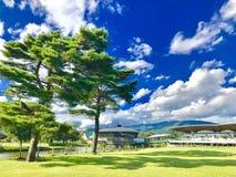 Schöner Karuizawa in Japan Lizenzfreie Stockbilder