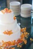 Schöner Kuchen Lizenzfreies Stockbild