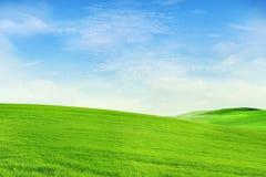 Schöner Landschaftshintergrund Lizenzfreie Stockfotografie