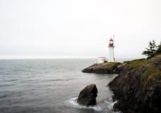 Schöner Leuchtturm Lizenzfreies Stockfoto