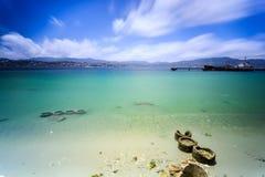 Schöner Meerblick Lizenzfreie Stockbilder