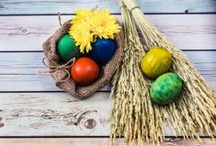 Schöner Morgen Ostern Lizenzfreie Stockfotos