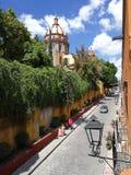 Schöner Nachmittag in San Miguel Stockbild