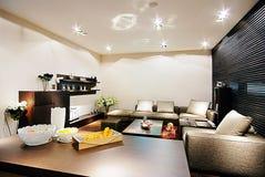 Schöner neuer Raum Stockbilder
