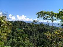 Schöner Ort von Nepal Lizenzfreie Stockfotografie