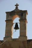 Schöner Platz auf der Insel von Kreta Stockfotos