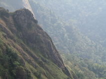 Schöner Platz Wagamon_3 Keralas Stockfotos