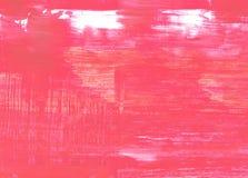 Sch?ner rosa Hintergrund machte acrylsauer vektor abbildung