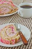 Schöner süßer Kuchen Stockfotografie