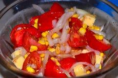 Schöner Salat Stockbilder