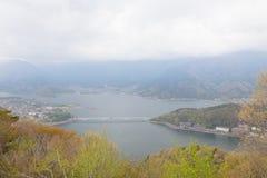 Schöner See lizenzfreie stockfotos
