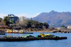 Schöner See Stockfotos