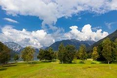 Schöner See von Achensee Stockbilder