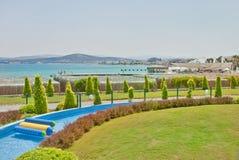 Schöner Sommer in der Türkei Stockfotos