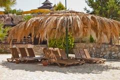Schöner Sommer in der Türkei Stockfotografie