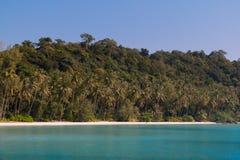 Schöner Strand, Insel Kho Kood, Thailand Stockfotos