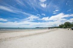 Schöner Strand in Thailand Stockbild