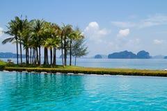 Schöner Strand in Thailand Lizenzfreie Stockfotos