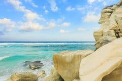 Schöner Strand von Sumba-Insel stockbilder