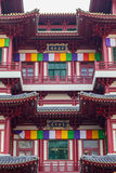 Schöner Tempel Stockbilder