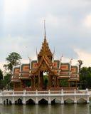 Schöner Tempel Lizenzfreies Stockfoto