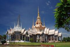 Schöner Tempel in Thailand Lizenzfreies Stockfoto