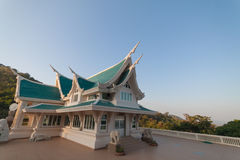 Schöner Tempel in Thailand Stockfotos
