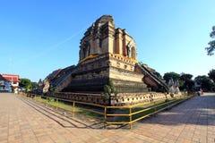 Schöner Tempel und Buddha in Thailand Lizenzfreie Stockfotografie