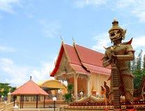 Schöner Thailand-Tempel lizenzfreies stockfoto