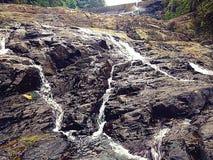 Schöner Wasserfall Stockfoto
