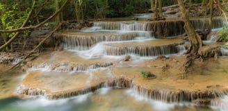Schöner Wasserfall in Thailand Stockfotografie