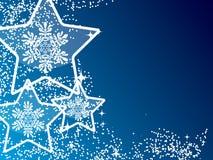 Schöner Weihnachtshintergrund Lizenzfreies Stockfoto