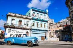 Schönes altes Havana lizenzfreie stockbilder