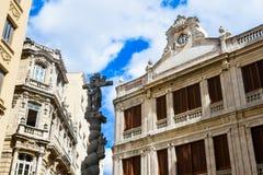 Schönes altes Havana stockfotos