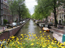 Schönes Amsterdam Lizenzfreie Stockbilder