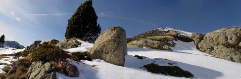 Schönes Andorra, Stockfotografie