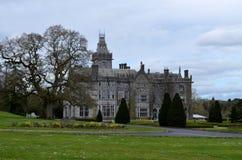 Schönes Architechture von Adare-Landsitz in Irland Stockfoto