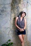 Schönes asiatisches Portrait Lizenzfreie Stockbilder