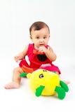 Schönes Baby stockfotografie