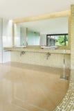 Schönes Badezimmer Lizenzfreies Stockbild